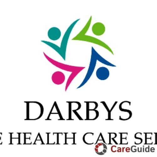 Elder Care Provider DARBYS HOMECARE's Profile Picture