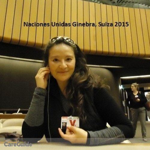 Canadian Nanny Provider Yasna Araya's Profile Picture