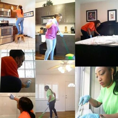 Housekeeper Provider Carolyn's Housekeeping Services's Profile Picture