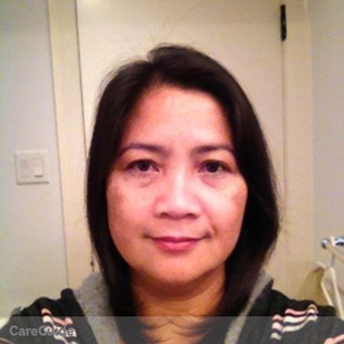 Canadian Nanny Provider Remedios R's Profile Picture