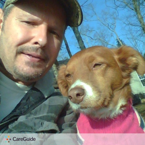 Pet Care Provider Robert Berrong's Profile Picture