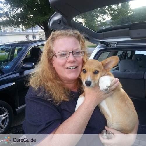 Pet Care Provider Veronica Searle's Profile Picture