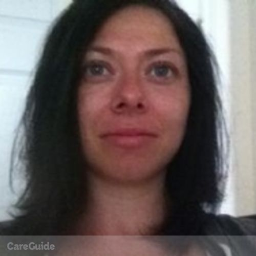 Canadian Nanny Provider Kursten Riswold's Profile Picture