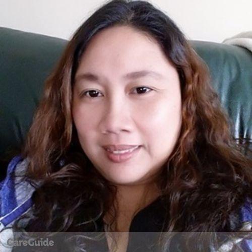 Elder Care Provider Lucille Gador's Profile Picture