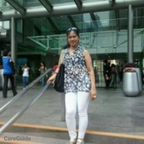 Canadian Nanny Provider Laila Ramos's Profile Picture