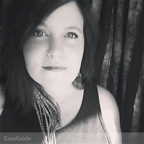 Canadian Nanny Provider Katie Jull's Profile Picture