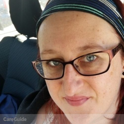 Child Care Job Shanna W's Profile Picture