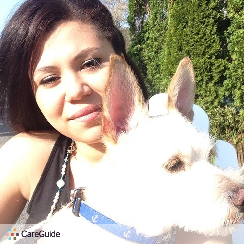 Pet Care Provider Jaida N's Profile Picture