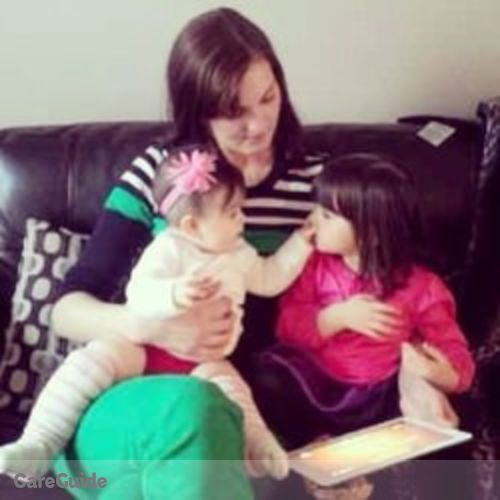 Canadian Nanny Provider Renee Pacitto's Profile Picture