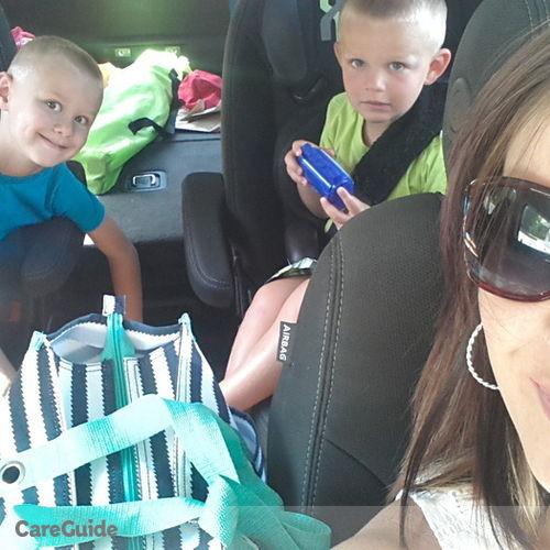 Child Care Provider Ashley Sanders' Davis's Profile Picture