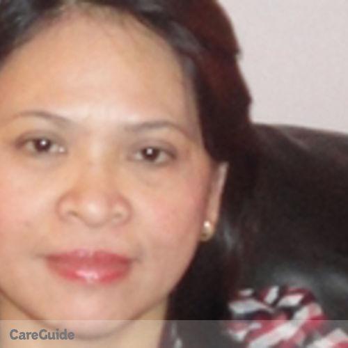 Canadian Nanny Provider Victoria Arzadon's Profile Picture