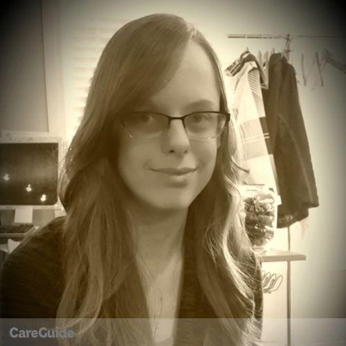 Canadian Nanny Provider Jessica Forsen's Profile Picture