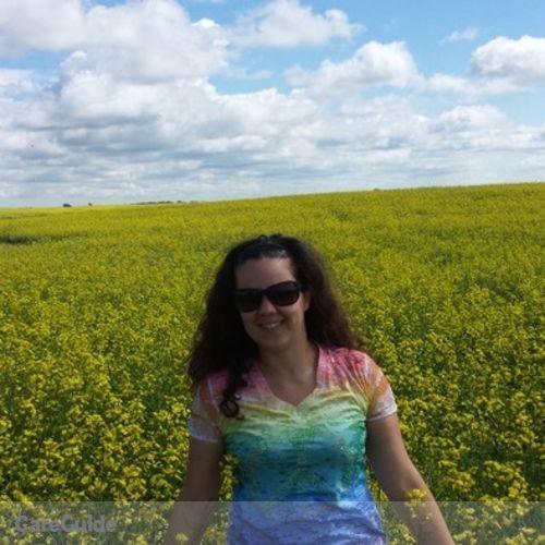Canadian Nanny Provider Vanessa Pereira's Profile Picture