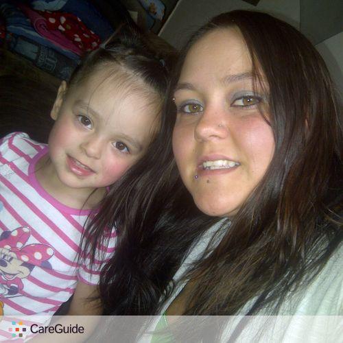 Child Care Job Kellie O's Profile Picture