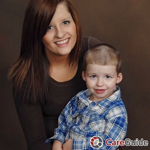 Child Care Job Erin S's Profile Picture