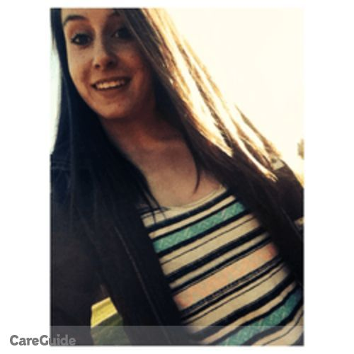 Canadian Nanny Provider Anais L's Profile Picture