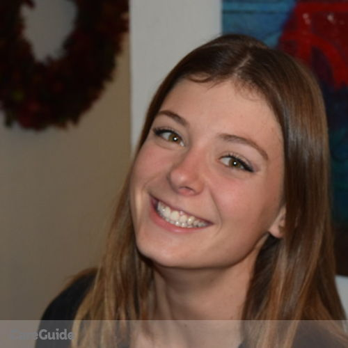 Pet Care Provider Rebecca D's Profile Picture
