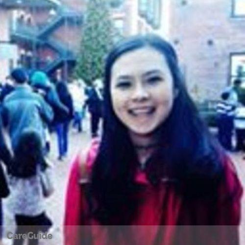 Canadian Nanny Provider Naomi B's Profile Picture