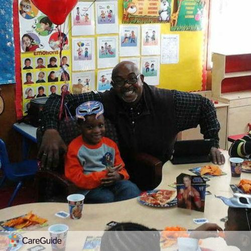 Child Care Provider Dewitt King's Profile Picture