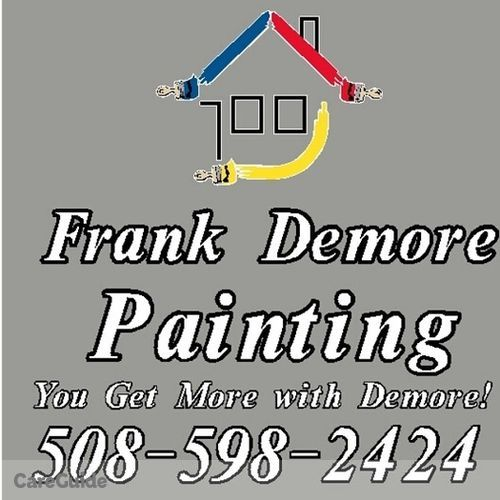 Painter Provider Frank D's Profile Picture