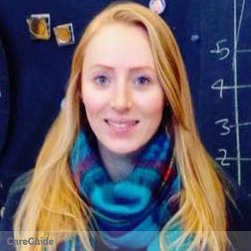 Canadian Nanny Provider Alison Prentice's Profile Picture