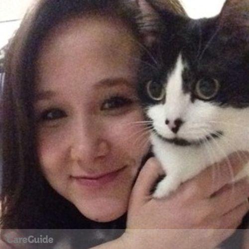 Canadian Nanny Provider Alanna Love's Profile Picture