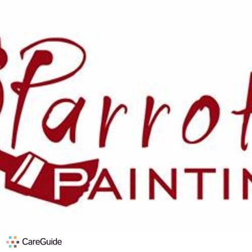 Painter Provider Daniel Parrott's Profile Picture