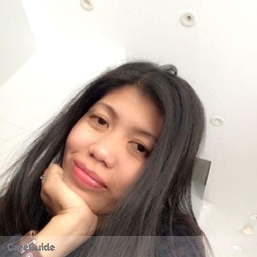 Canadian Nanny Provider Lailani F's Profile Picture