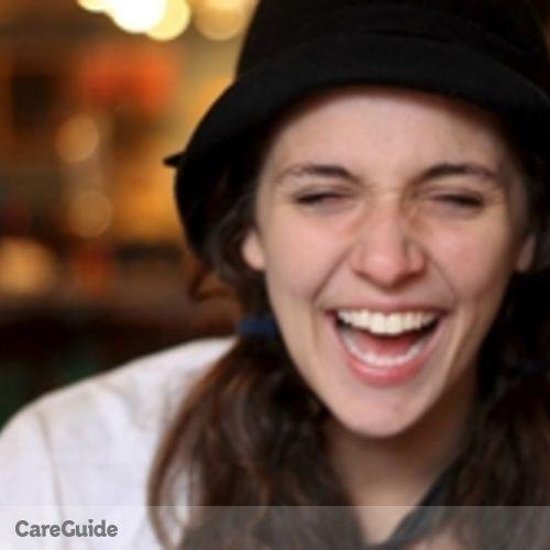Canadian Nanny Provider Nicola Atkinson's Profile Picture