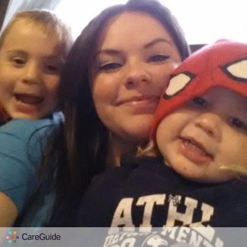 Child Care Provider Ashley McNeill's Profile Picture