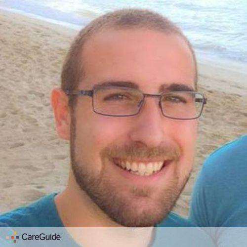 Pet Care Provider Justin Scott's Profile Picture