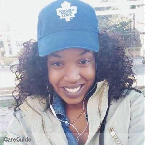 Canadian Nanny Provider Brandy J's Profile Picture