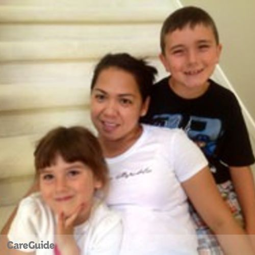 Canadian Nanny Provider Sonia Fetisan's Profile Picture