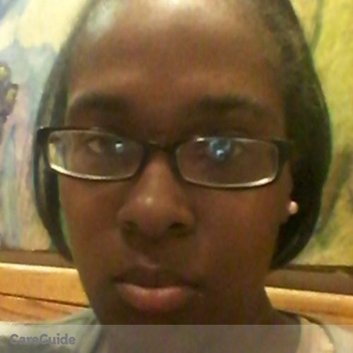 Elder Care Provider Zakiyah M's Profile Picture