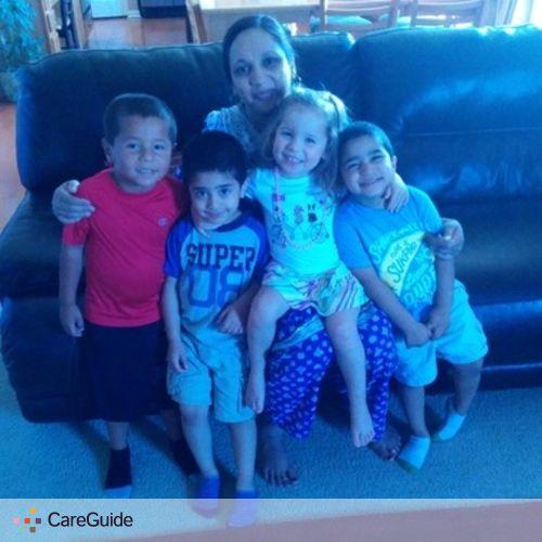 Child Care Provider Asra Parveen's Profile Picture