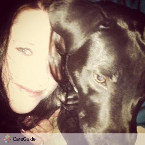 Pet Care Provider Angela Hall's Profile Picture