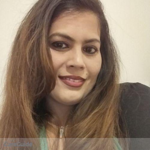 Canadian Nanny Provider Nilanthika P's Profile Picture