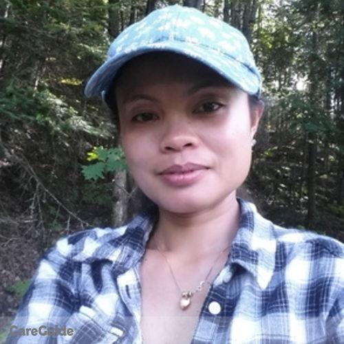 Canadian Nanny Provider Niza L's Profile Picture