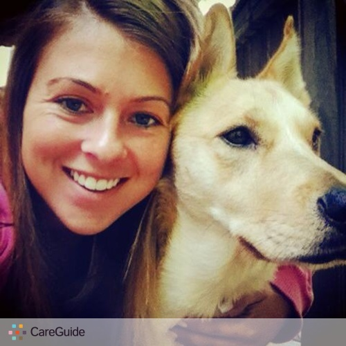 Pet Care Provider Sydney Rigsbee's Profile Picture