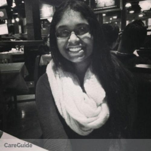 Canadian Nanny Provider Yallenni 's Profile Picture