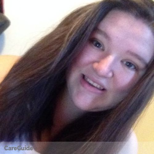 Canadian Nanny Provider Sydney Isaacs-Brown's Profile Picture