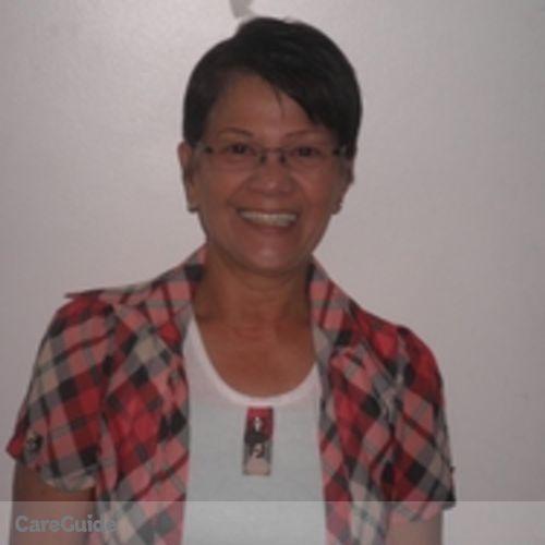 Canadian Nanny Provider Maria G's Profile Picture
