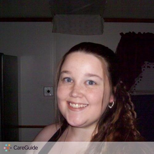 Child Care Provider savonnah casinger's Profile Picture