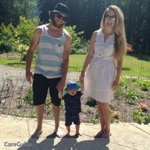 Canadian Nanny Provider Justine Sharples's Profile Picture