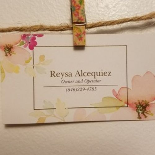 Housekeeper Provider Reysa Alcequiez's Profile Picture