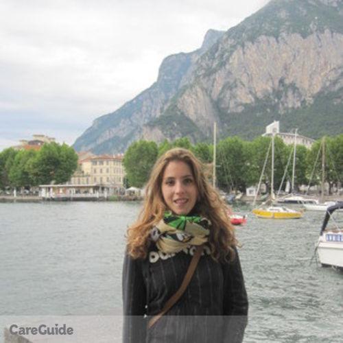 Canadian Nanny Provider Mariola Abellán Martínez's Profile Picture
