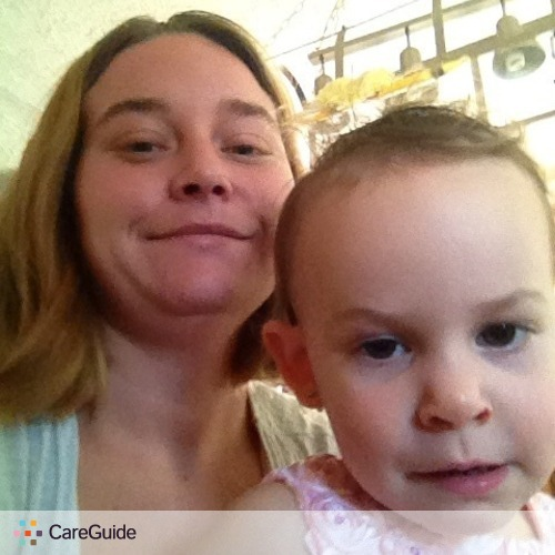 Child Care Job Tiffany B's Profile Picture