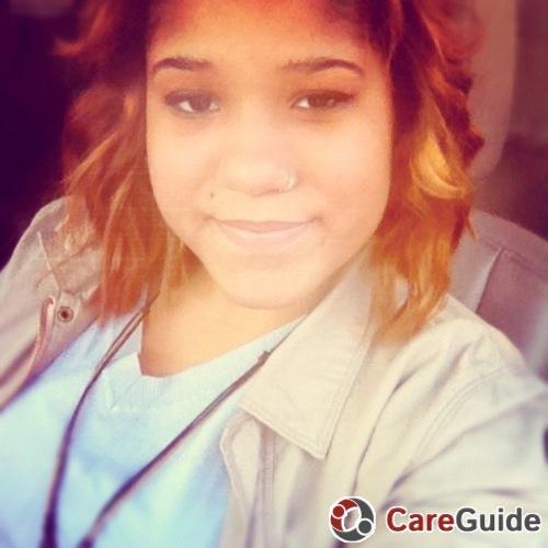 Child Care Provider Ashley Castillo's Profile Picture
