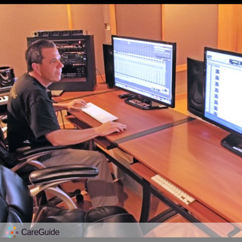 Videographer Provider Dave Longeuay's Profile Picture