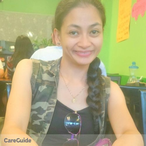 Canadian Nanny Provider Elmelina Bautista's Profile Picture
